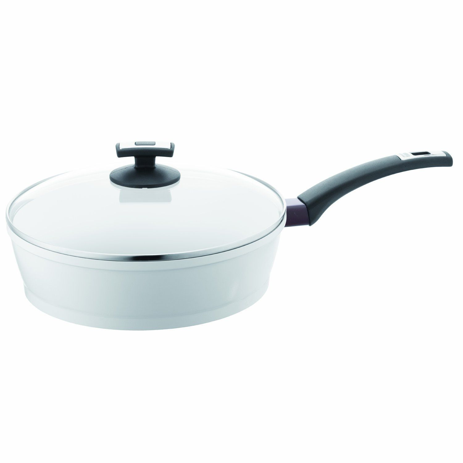 Berndes Ecofit Pearl Ceramic Coated Cast Aluminum 11 1 2 Inch Covered Saute Pan Find Out More Details By Clicking The Imag Ceramic Coating Ceramics Saute Pan