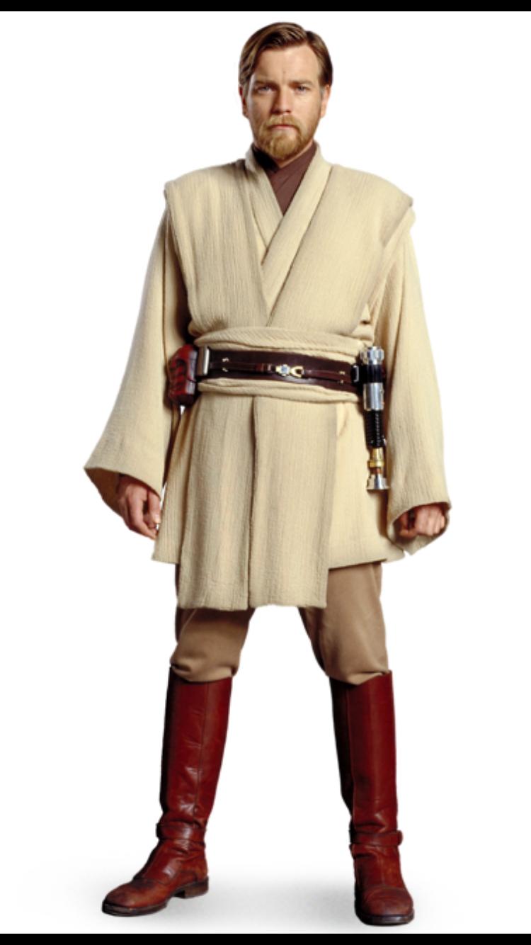 Pin On Obi Wan Cosplay