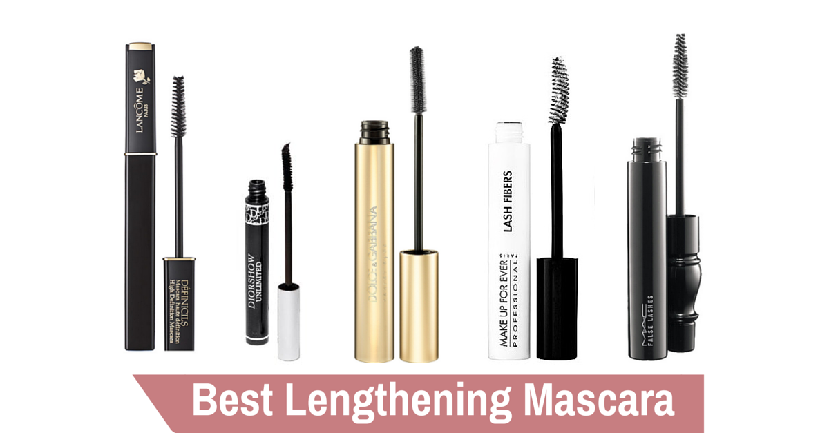 14f43fc25dd Best Lengthening Mascara The Best Lengthening Mascara to Give you Long and  Sexy LashesLengthening or Thickening