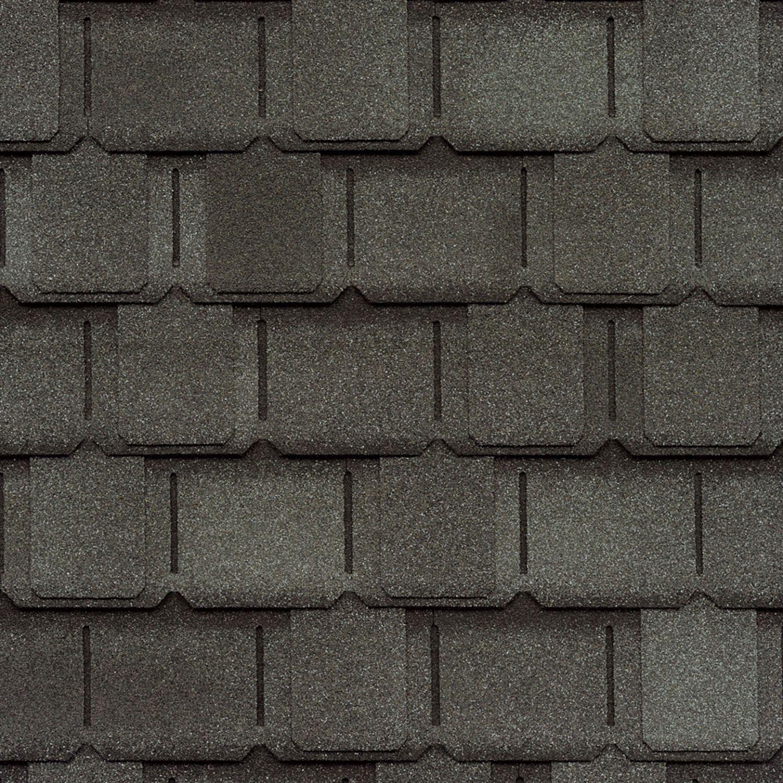 Best Gaf Camelot® Ii Roofing Shingles Antique Slate 400 x 300