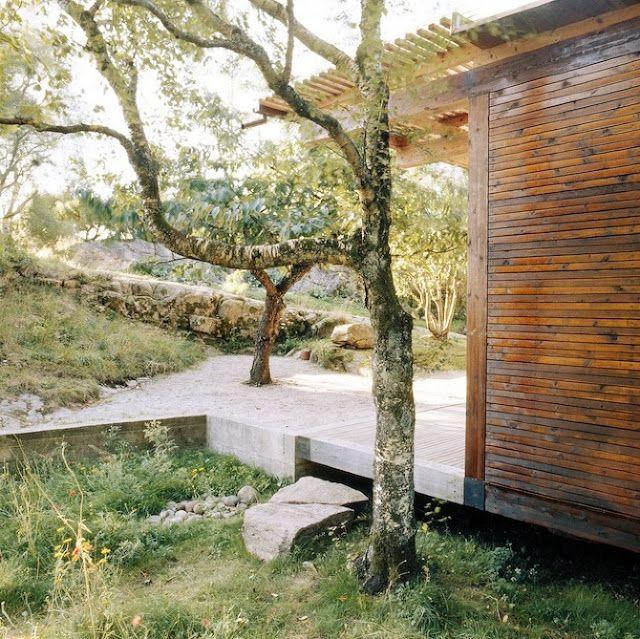 It´s by Norwegian architect Carl-Viggo Hølmebakk, located in Lindesnes, Norway.