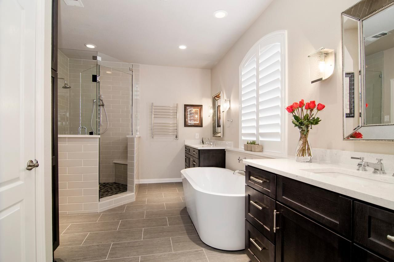 Arts Crafts Bathrooms Pictures Ideas Tips From Hgtv Bathroom Remodel Pictures Master Bathroom Design Bathrooms Remodel