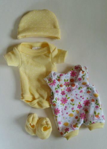 OOAK Baby Doll Clothes Bodysuit Overall Romper Mini Reborn Micro ...