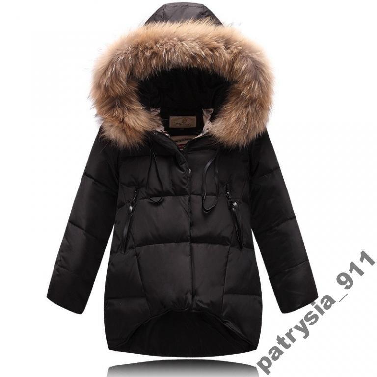 Hit Sezonu Zimowa Ciepla Kurtka W Stylu Gwiazd 5685058646 Oficjalne Archiwum Allegro Winter Jackets Warm Outerwear Zippers Fashion