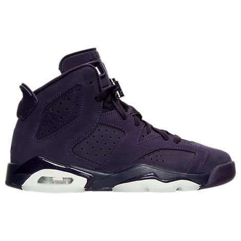 promo code 98cb5 81cc2 Girls  Grade School Air Jordan Retro 6 (3.5y-9.5y) Basketball Shoes