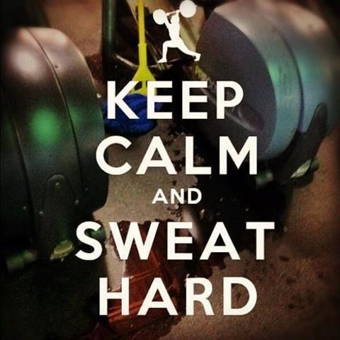 Work like a beast!