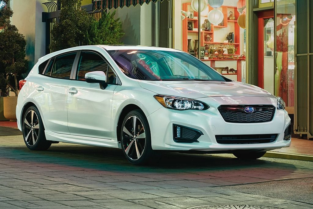 Subaru Impreza Hatchback Review in 2020 Subaru impreza