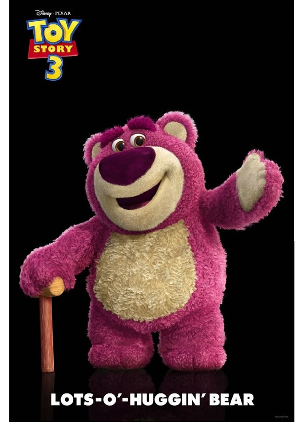 Lotso O Huggin Bear Really Does Smell Of Strawberries In Person My Daughter Had Her Pic Taken With Him At Disney