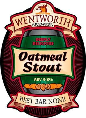 Wentworth Oatmeal Stout