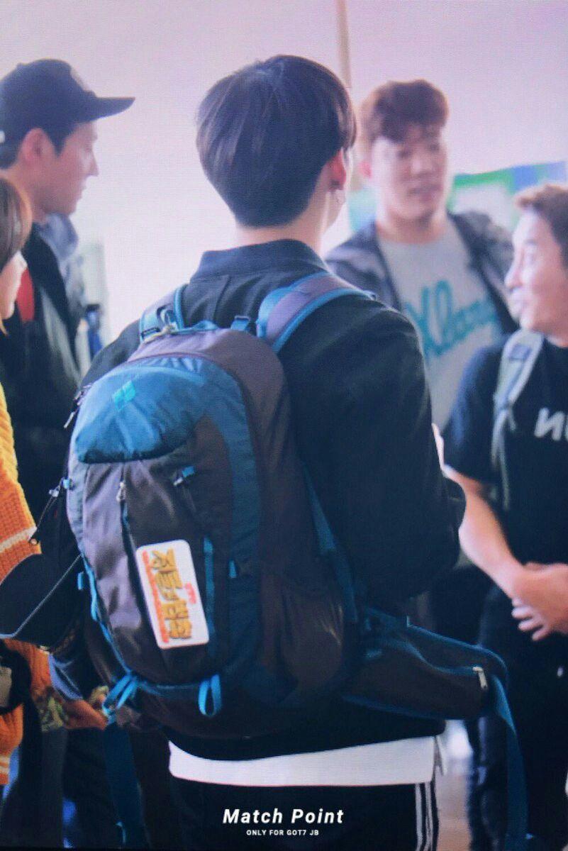 Pin by ʜᴇɴɢɴɪꜱ. on JB 임재범 1 Llbean backpack, Bags