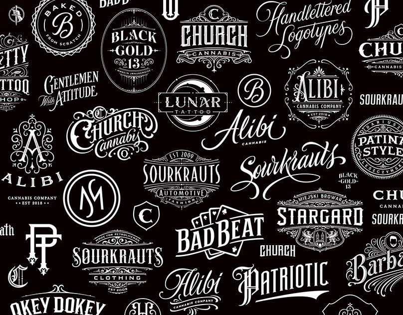 From A to Z: The Alphabet poster on Behance   Tattoo ...