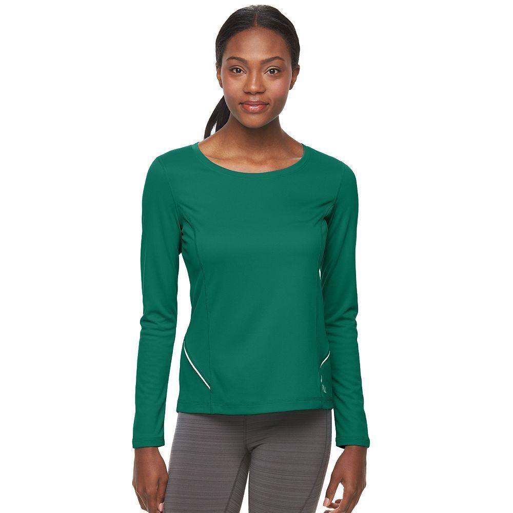 Women's FILA SPORT® Breakthrough Workout Tee | Women, Tees