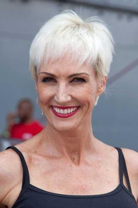 Super coiffure dynamique femme 60 ans | Dynamique, Coiffures et Femmes AQ35
