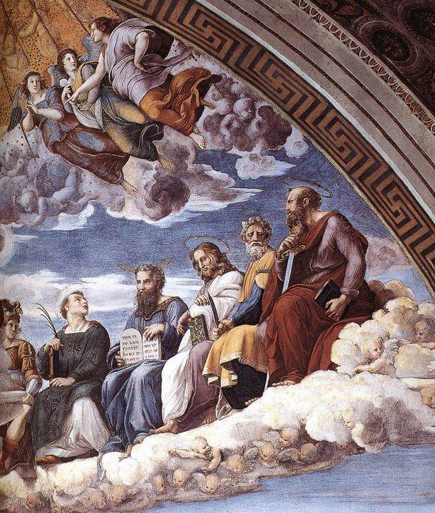 Raffaello Sanzio High Renaissance painter Tutt'Art