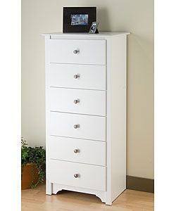 Chest Of Drawers 6 Drawer Bedroom Lingerie Clothes Storage Dresser Furniture New