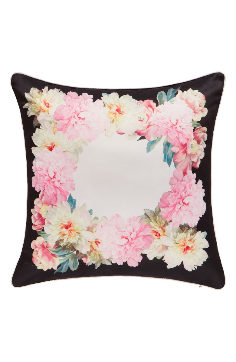 Painted Posie Accent Pillow Ted Baker London Where Is My Pillow