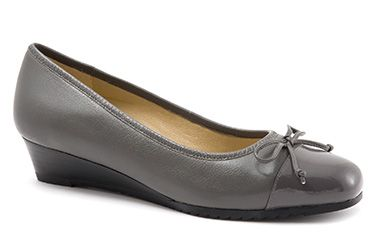 Trotters Lilly Grey