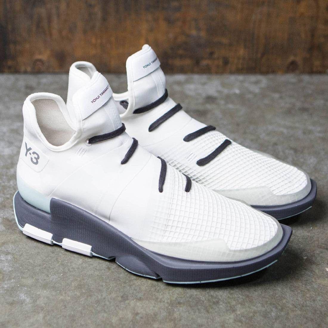 Adidas Y-3 Men Noci Low (white / crystal white / utility ...
