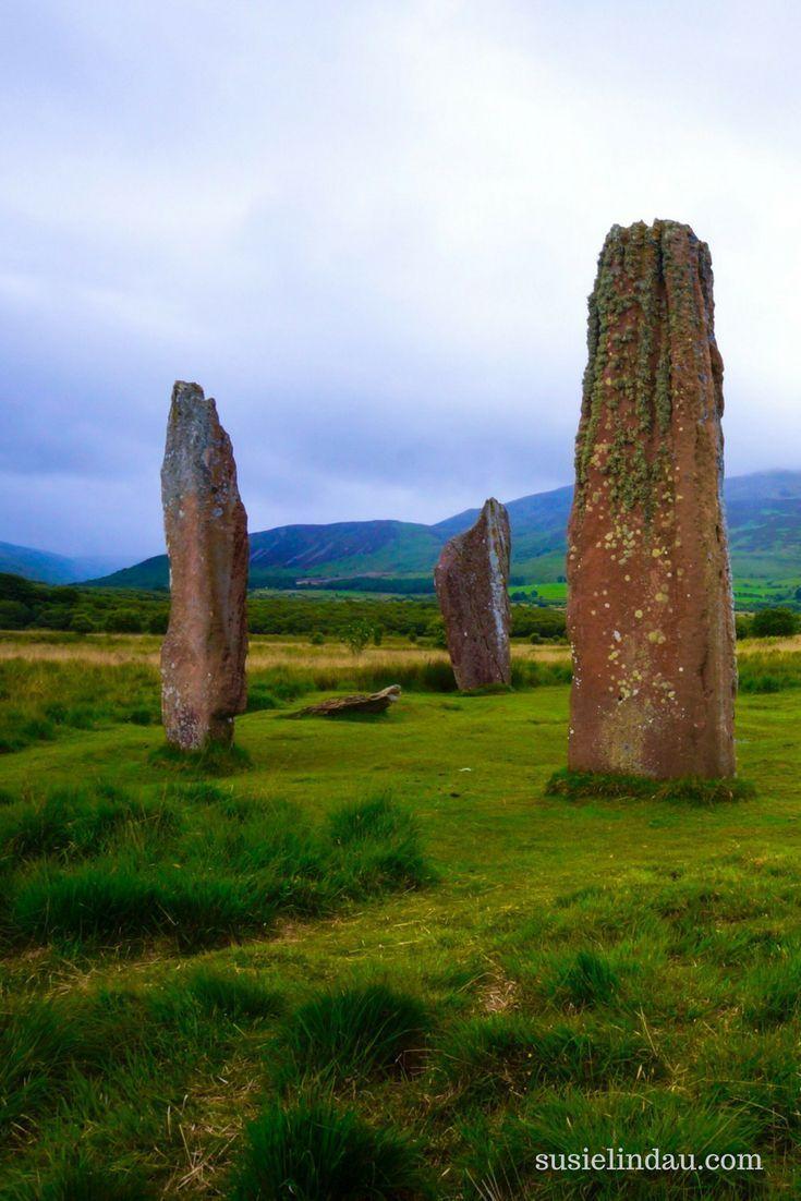 Höhepunkte Schottlands für OutlanderFans Standing Stones auf Arran Island Klicken Sie auf  Höhepunkte Schottlands für OutlanderFans Standing Stones au...