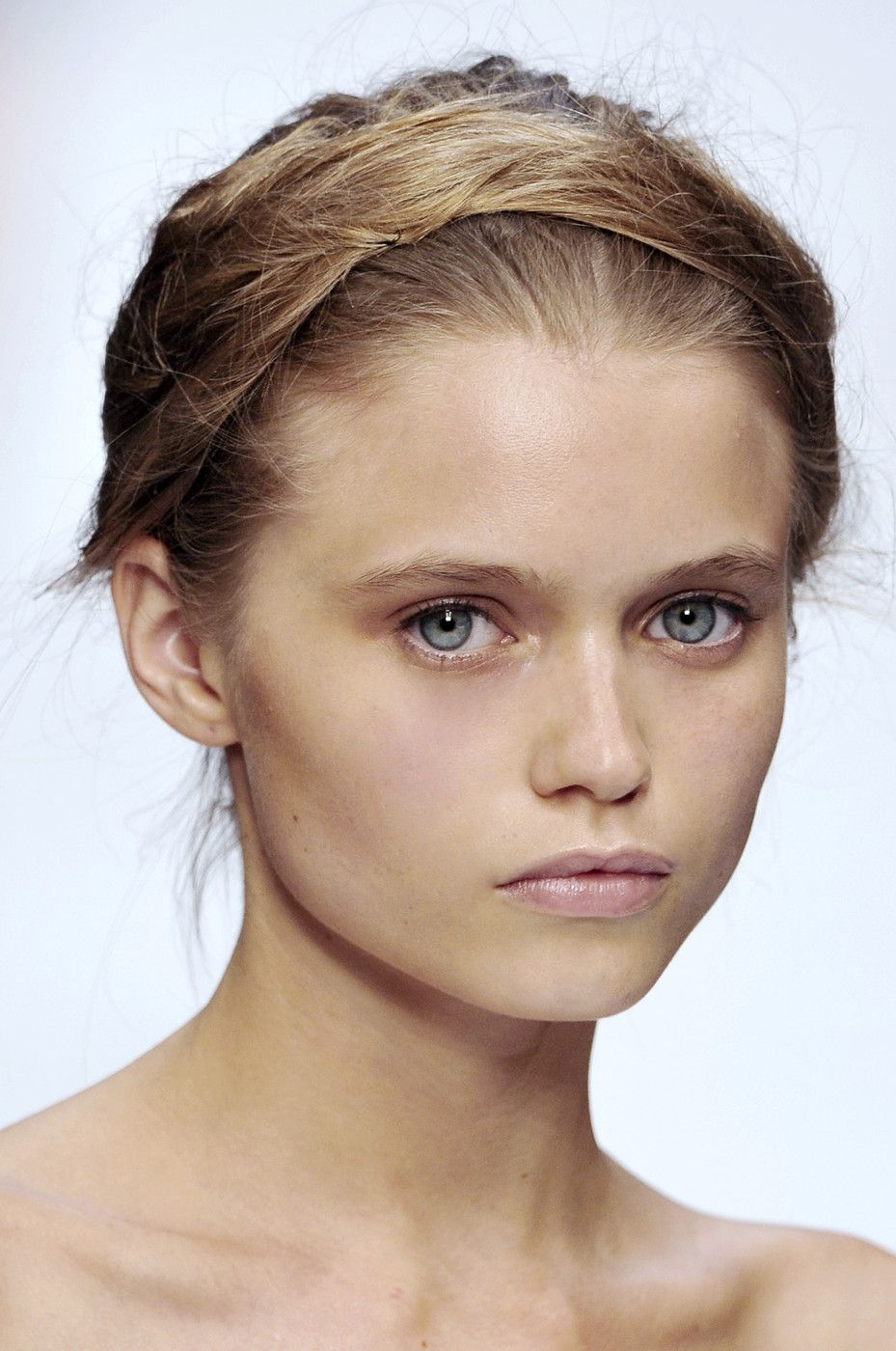 Céline SS09 Makeup inspiration, Beauty, Face