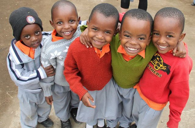 Oh these kids are so cute!  Amazing Africa, Amy Lafferty by ONE.org, via Flickr