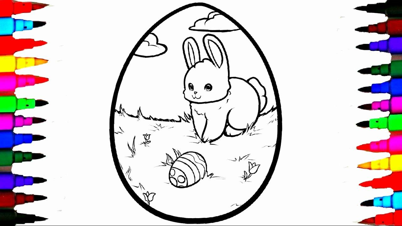Empty Easter Basket Coloring Pages Di 2020