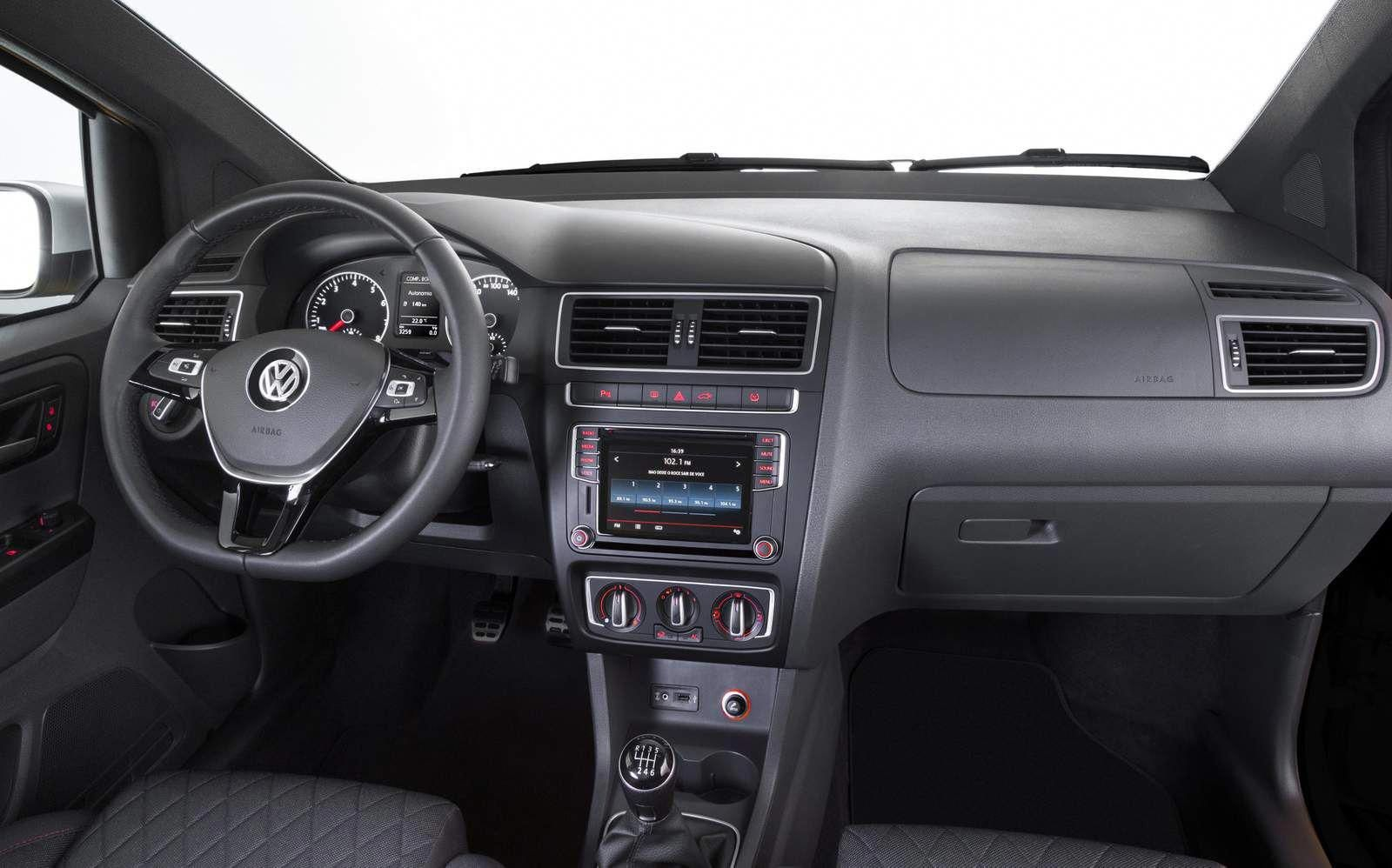 Spacefox 2016 Interior 4 Customvwfox Volkswagen Volkswagen Car