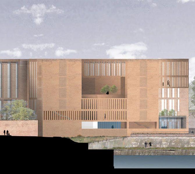 Universit toulouse 1 capitole school of economics for Architecture toulouse