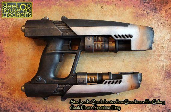 steampunk nerf gun instructions