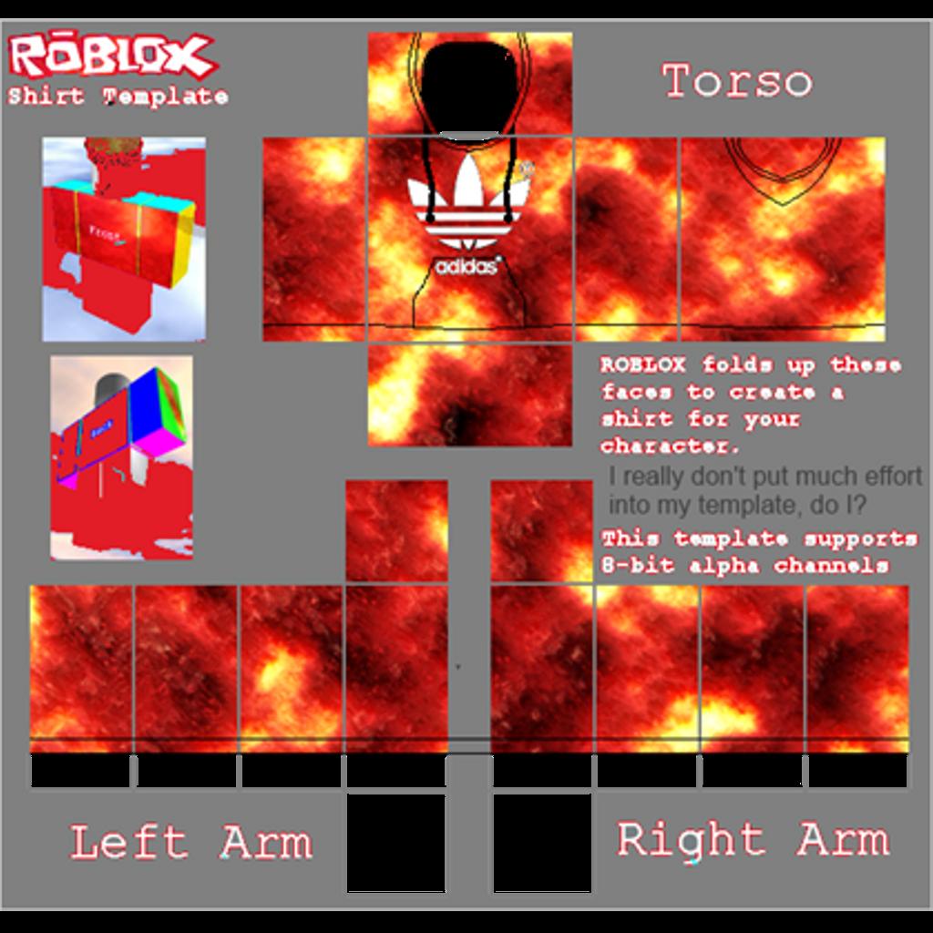 Roblox Shirt Template Roblox T Shirt Template Adidas