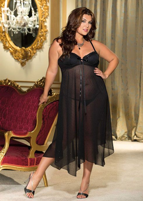 28 best ideas about Sexy Plus Size Lingerie on Pinterest | G ...