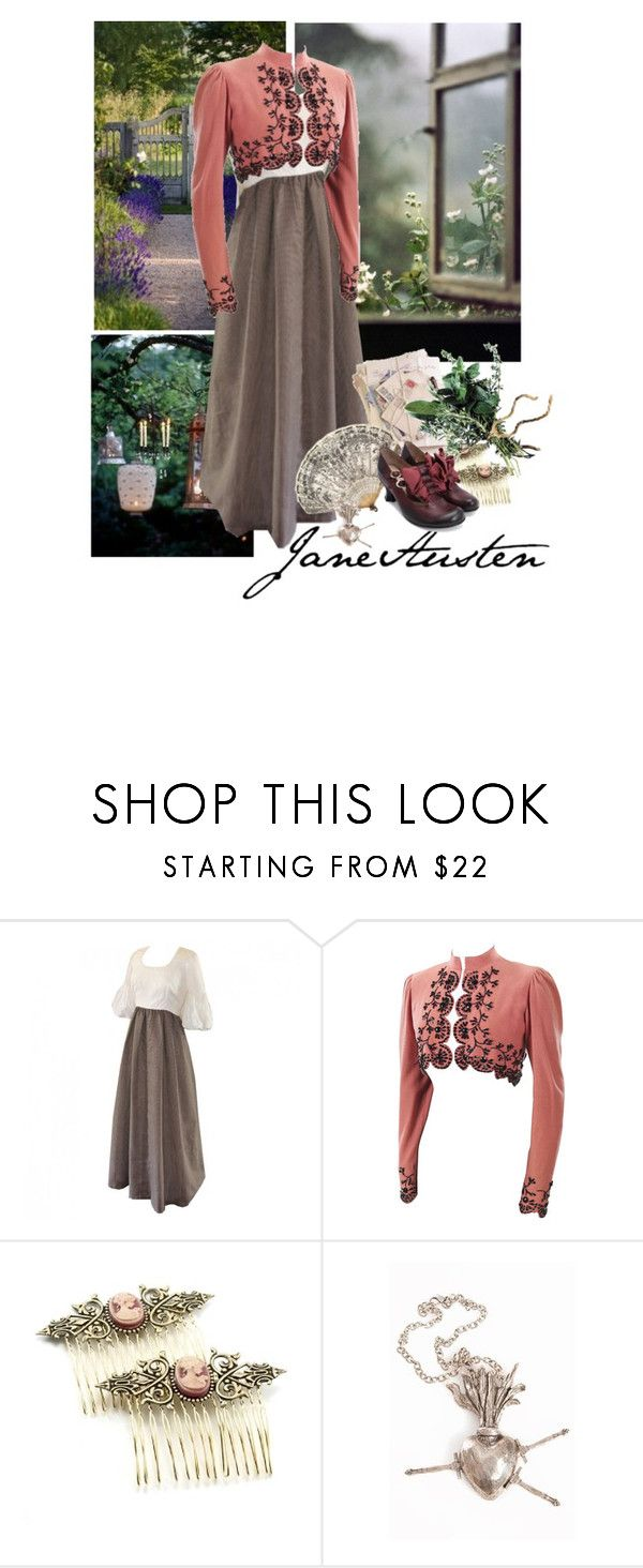 """""""I want to run away"""" by ummyoussef ❤ liked on Polyvore featuring Guide London, Cameo, Pamela Love and John Fluevog"""