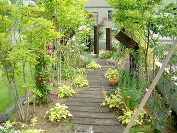 ガーデニング 洋風の施工例 ガーデニング 庭 造園