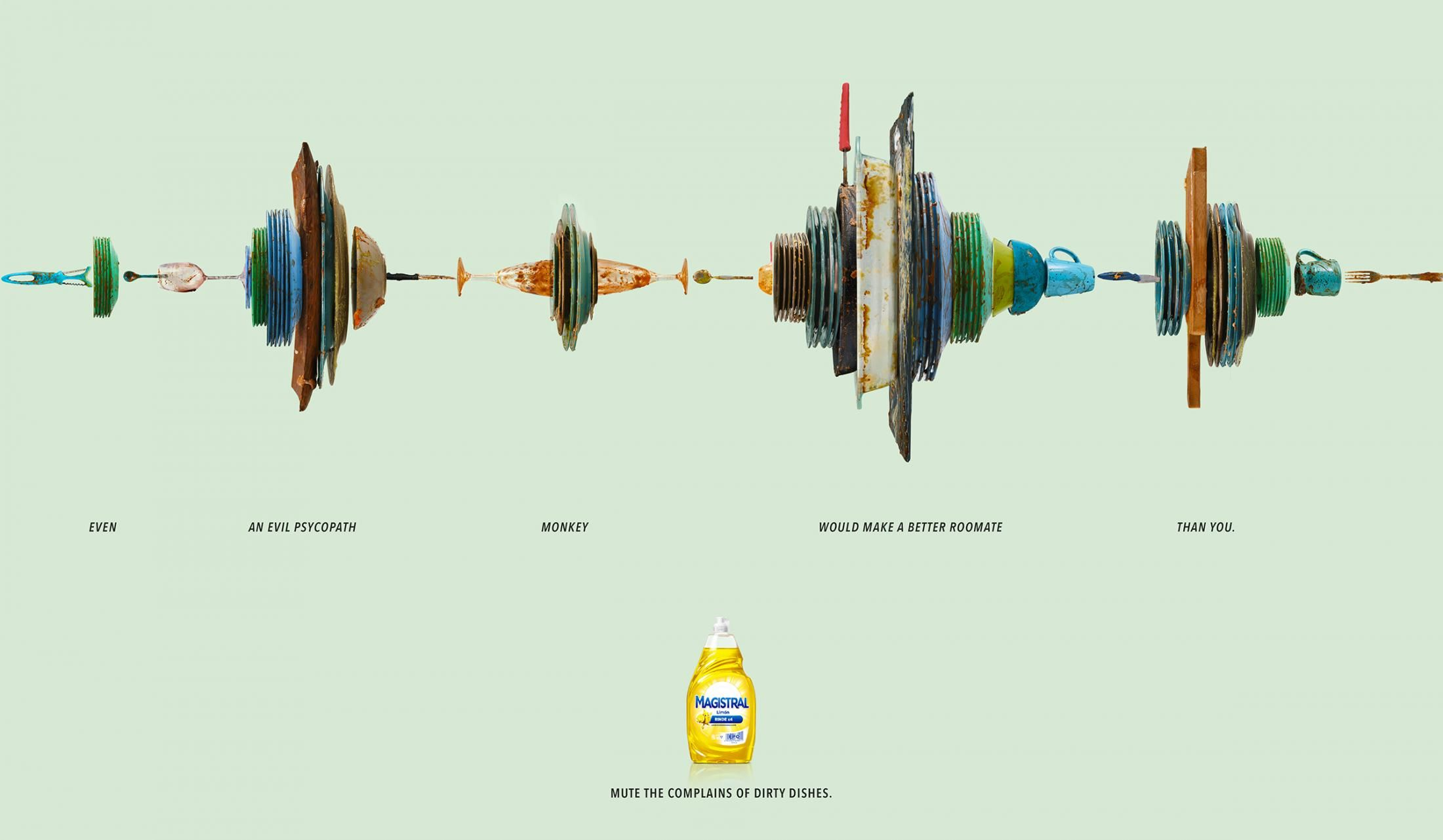Amazing print created by Publicis Mexico