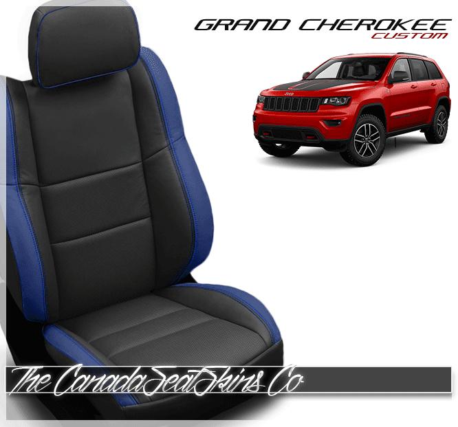 2011 2020 Jeep Grand Cherokee Custom Leather Upholstery Jeep