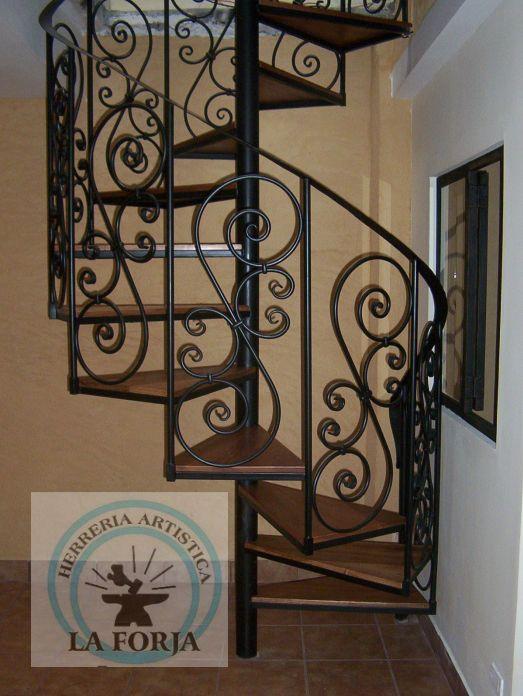 Escalera Caracol Hierro Google Search Escalera Caracol Escaleras De Hierro Forjado Escaleras