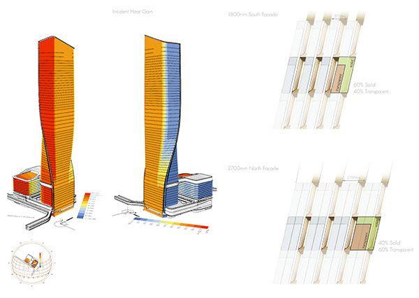 Wasl Tower By Unstudio In Dubai United Arab Emirates Construction Images Interior Design Dubai Interior Design Career