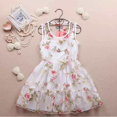 OMG Adorable :) I would Wear this on a sunny day at a barbecue <3