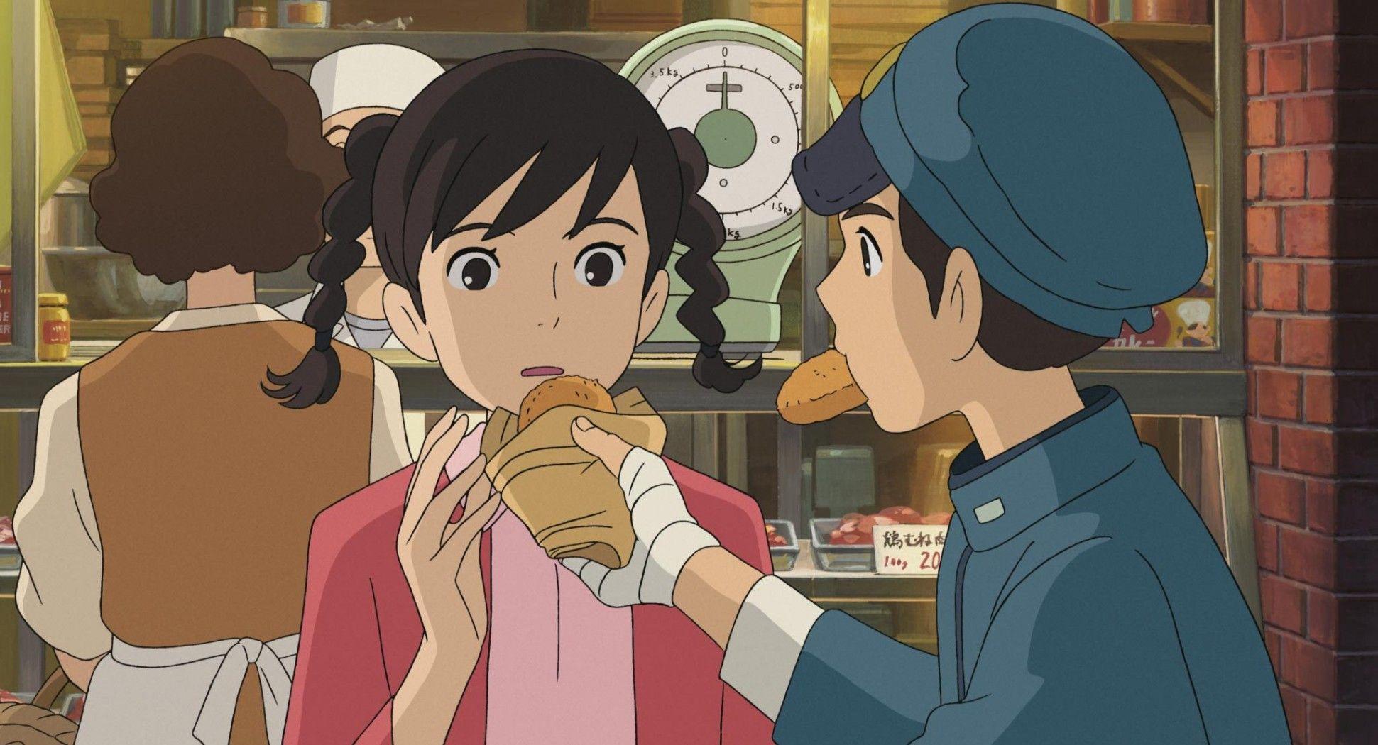 Kết quả hình ảnh cho From Up on Poppy Hill (Coquelicot-zaka kara) anime