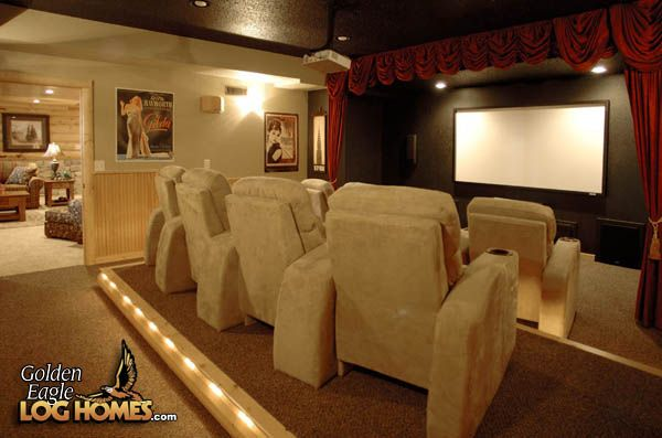 Theater Room (View 2) of Golden Eagle's Country's Best