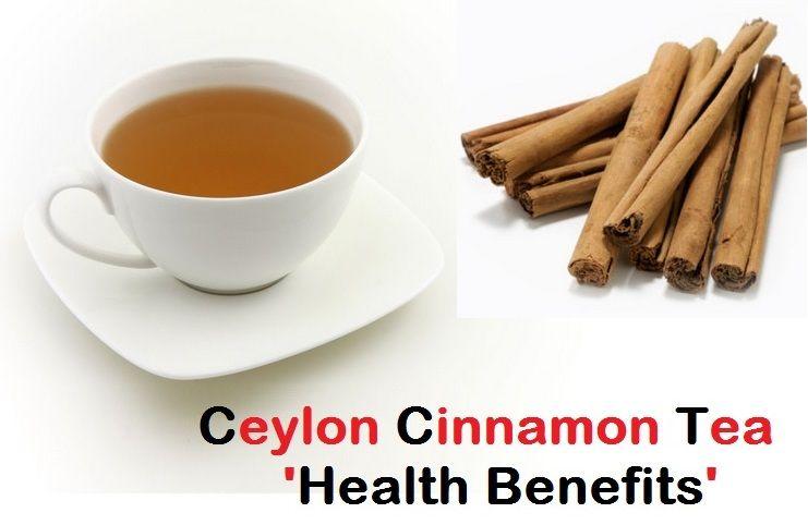 how to make ceylon cinnamon tea