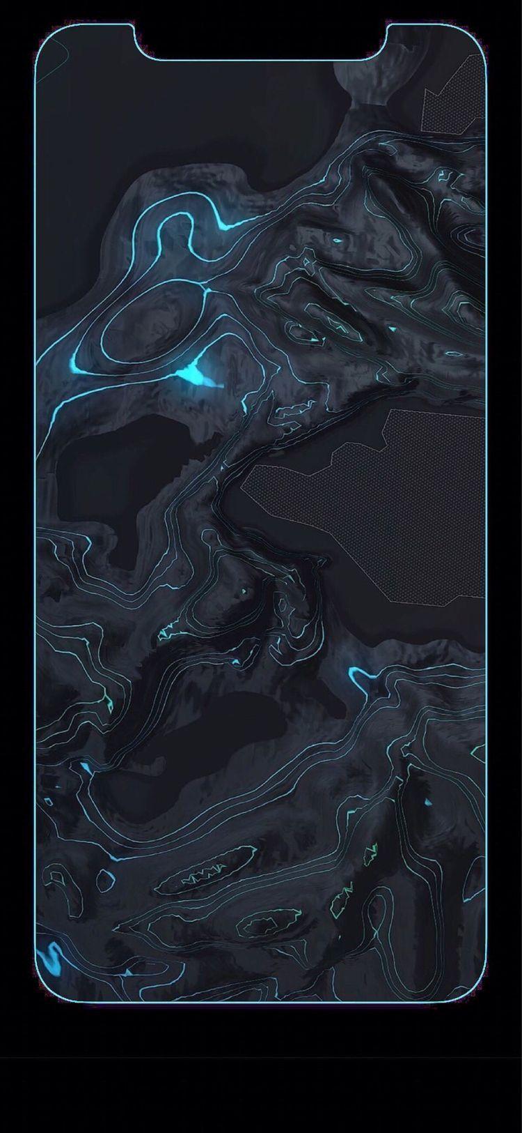 Mojave Dark Mode Wallpaper Iphone