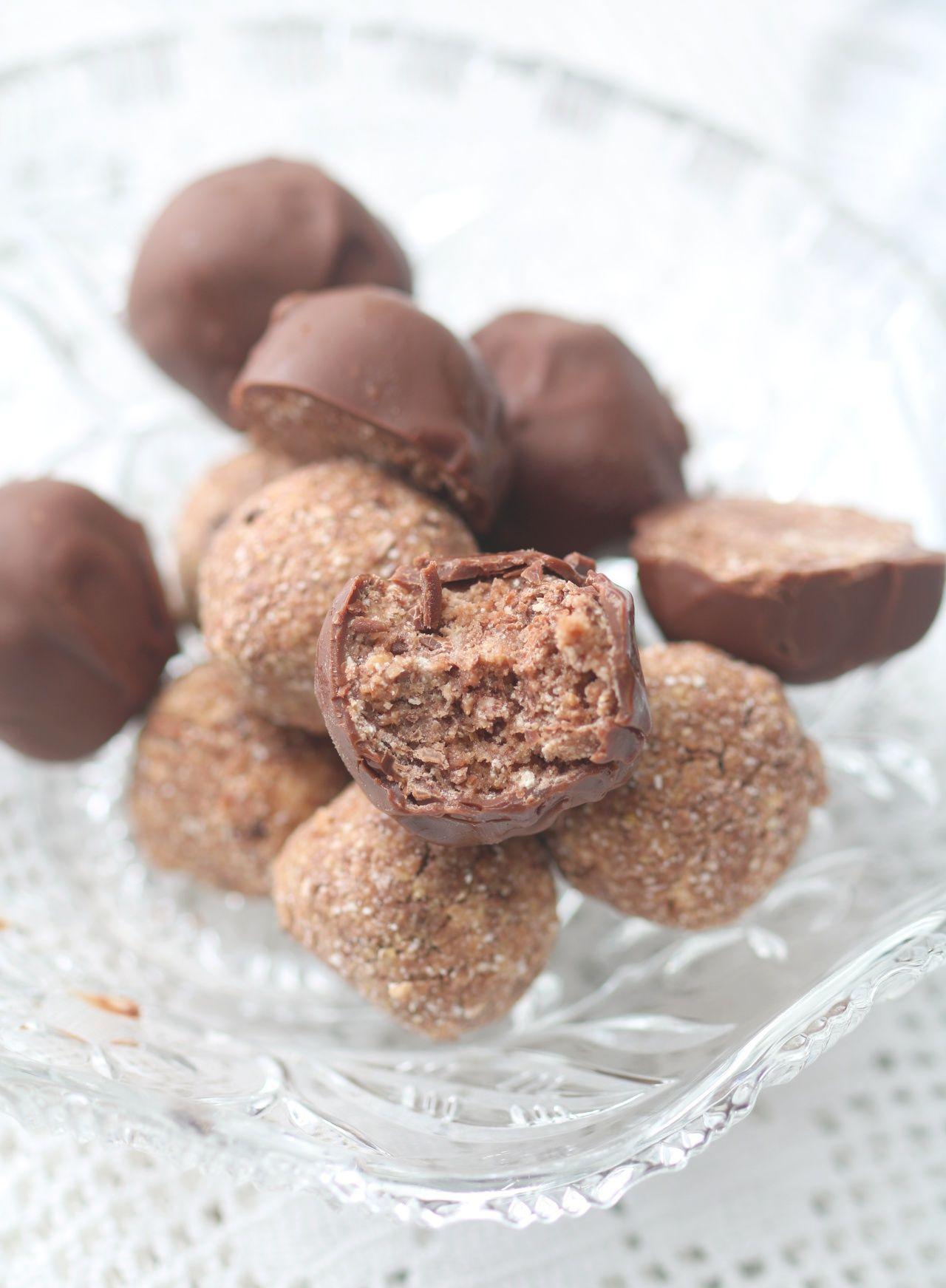 Cookie dough proteinkuler | Sunnere Livsstil