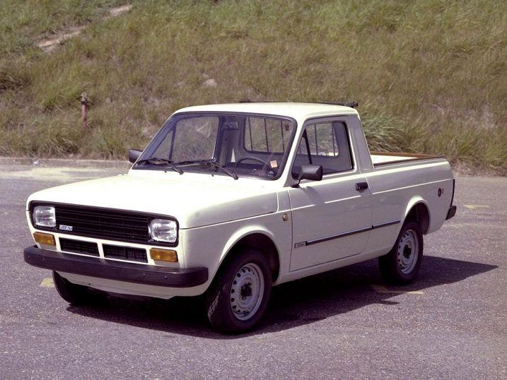 Fiat 147 Pick Up 1978 1981 Maintenance Restoration Of Old