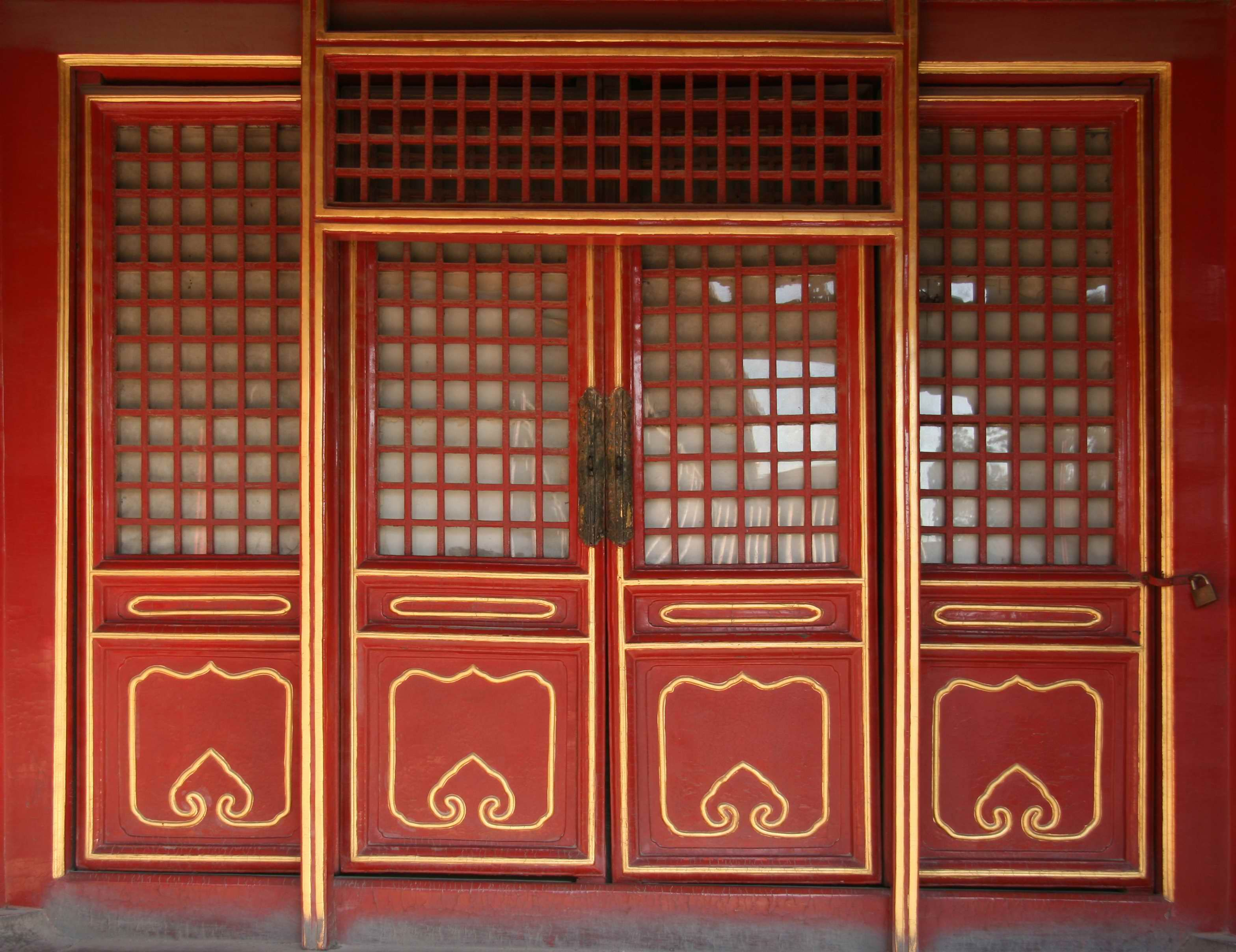 CHINESE ANTIQUE DOORS | Fanciful Latticework on Doors and Windows - China culture  sc 1 st  Pinterest & CHINESE ANTIQUE DOORS | Fanciful Latticework on Doors and Windows ...