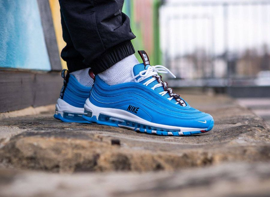 Avis] Que vaut la Nike Air Max 97 PRM Blue Hero Branded Pack
