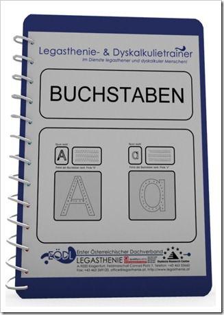 eoedlbuchstabentitel03 Buchstaben lernen, Legasthenie