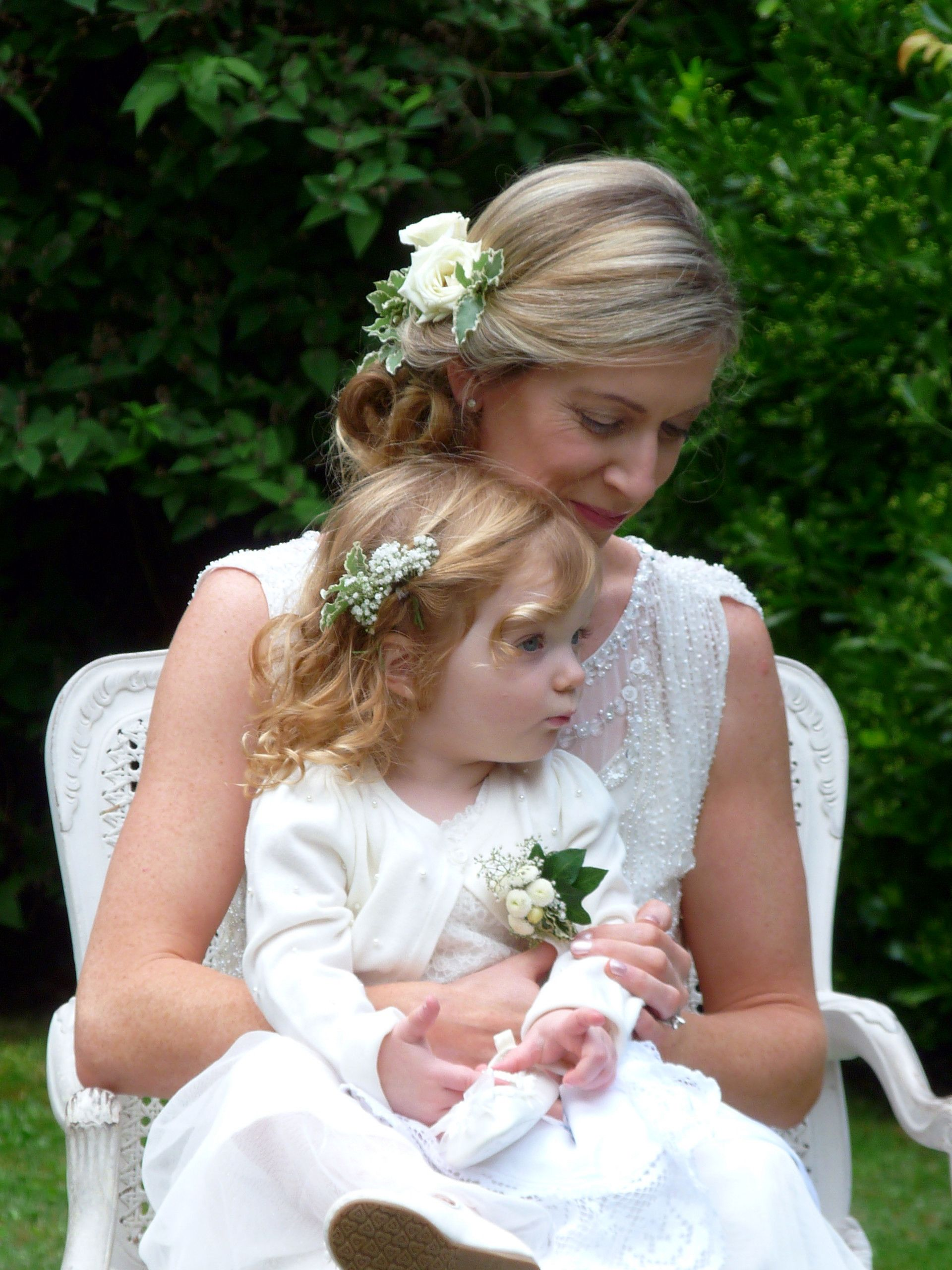 Bride and Mother....
