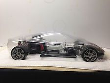 Details about 1/5 scale Mclaren body 510-535mm wheelbase 1 5 mm RC