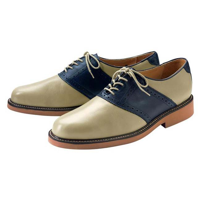 Just found this Mens Two Tone Dress Shoes - Saddle Shoe -- Orvis on Orvis